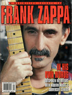 A Definitive Tribute To Frank Zappa Magazine