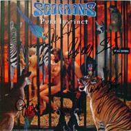 Scorpions Album Flat