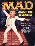 MAD About the Seventies Book