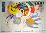Vasily Kandinsky Poster