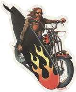 Jim Phillips Sticker