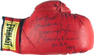 Marvelous Marvin Hagler Boxing Gloves