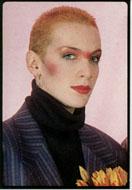Annie Lennox Handbill
