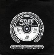 """Ian Dury Vinyl 7"""" (Used)"""