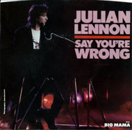 "Julian Lennon Vinyl 7"" (Used)"