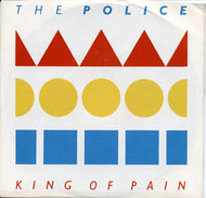 "The Police Vinyl 7"" (Used)"