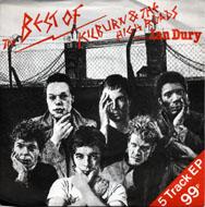 "Kilburn & The High Roads Vinyl 7"" (Used)"