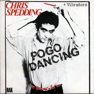 "Chris Spedding + The Vibrators Vinyl 7"" (Used)"