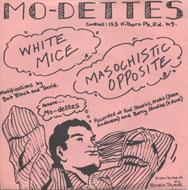 "Mo-Dettes Vinyl 7"" (Used)"