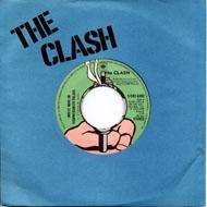 "The Clash Vinyl 7"" (Used)"
