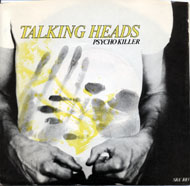 "Talking Heads Vinyl 7"" (Used)"