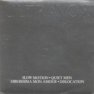 "Ultravox Vinyl 7"" (Used)"