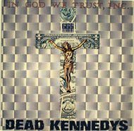 "Dead Kennedys Vinyl 12"" (Used)"