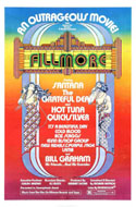 Fillmore: Original Movie Poster