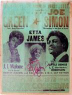 Etta James Poster