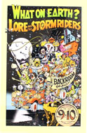 Lore and the Stormriders Poster