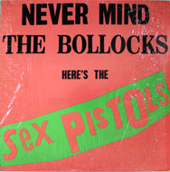 "The Sex Pistols Vinyl 12"" (Used)"