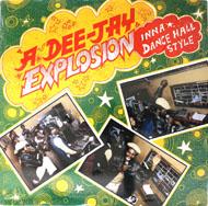 "A Dee-Jay Explosion Vinyl 12"" (Used)"