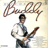 "Buddy Holly Vinyl 12"" (Used)"