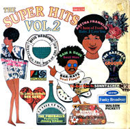 "The Super Hits Vol. 2 Vinyl 12"" (Used)"
