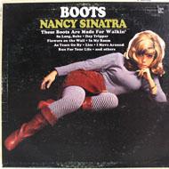 "Nancy Sinatra Vinyl 12"" (Used)"