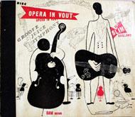 "Opera In Vout Vinyl 10"" (Used)"
