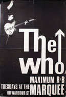 The Who Poster