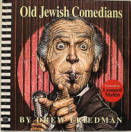 Old Jewish Comedians Book