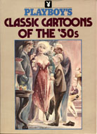 Playboy's Classic Cartoons Of The 50's Book
