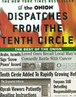 Dispatches From The Tenth Circle Book