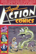 Legal Action Comics Vol. 1 Book