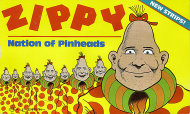 Zippy Nation Of Pinheads Book