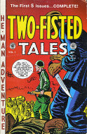 Two-Fisted Tales Vol. 1 Comic Book
