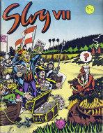 Slug VII Comic Book