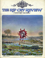 The Rip Off Review Of Western Culture Vol. 1 No. 3 Comic Book