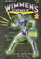 Wimmen's Comix No. 8 Comic Book