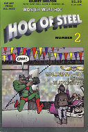 Hog Of Steel No. 2 Comic Book