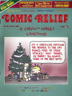 Comic Relief Vol. 6 No. 59 Comic Book