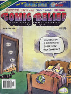 Comic Relief Vol. 6 No. 63 Comic Book