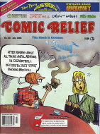 Comic Relief Vol. 6 No. 65 Comic Book