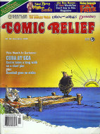 Comic Relief Vol. 6 No. 69 Comic Book