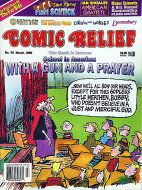 Comic Relief Vol. 6 No. 73 Comic Book