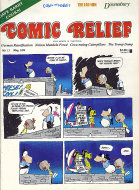 Comic Relief Vol. 2 No. 11 Comic Book