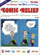 Comic Relief Vol. 2 No. 16 Comic Book