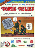 Comic Relief Vol. 2 No. 18 Comic Book