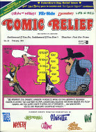 Comic Relief Vol. 3 No. 20 Comic Book