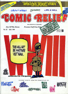 Comic Relief Vol. 3 No. 21 Comic Book