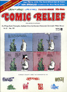 Comic Relief Vol. 3 No. 23 Comic Book