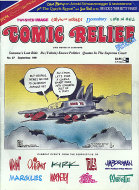 Comic Relief Vol. 3 No. 27 Comic Book