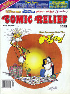 Comic Relief Vol. 7 No. 77 Comic Book